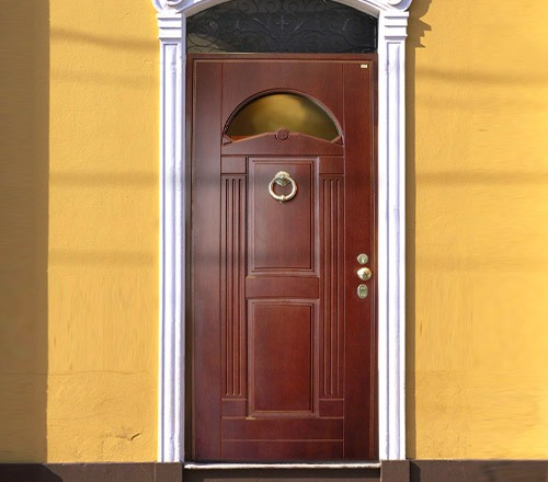 металлических дверей лучшие